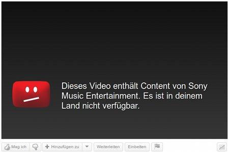 Dieses video enthält Content von Sony Music Entertainment. Es ist in deinem Land nicht verfügbar.