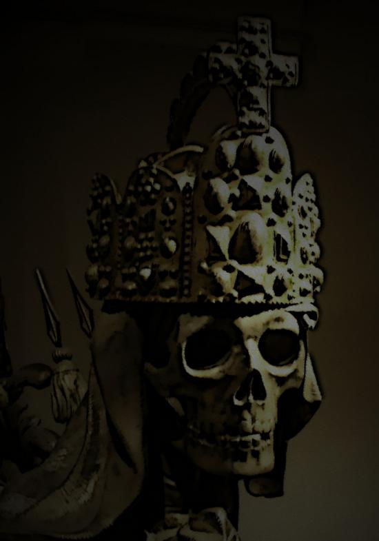 Der tod ist der wahre kaiser, der gerechteste von allen, macht er doch alles gleich, was im leben niemals gleich gewesen ist.