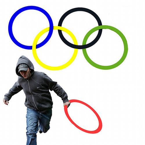 Das Logo des Plünder-Teams für die Olympischen Spiele in London