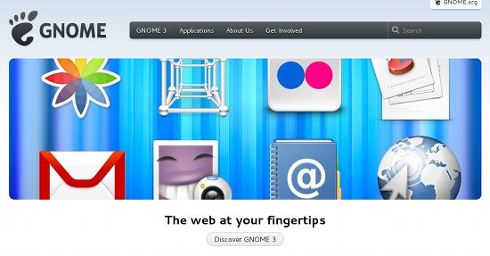 GNOME: The web at your fingertips