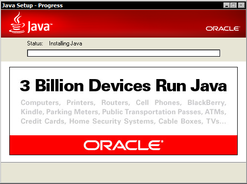 3 Billion Devices Run Java