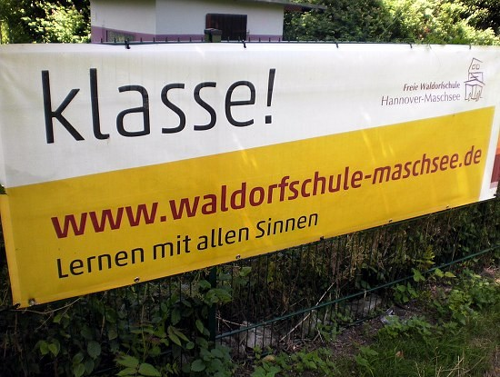 klasse! Freie Waldorfschule Hannover-Maschsee. Lernen mit allen Sinnen