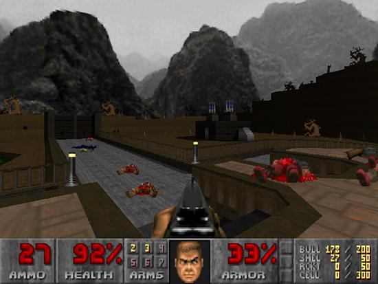 Bildschirmfoto DooM