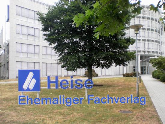 Heise: Ehemaliger Fachverlag