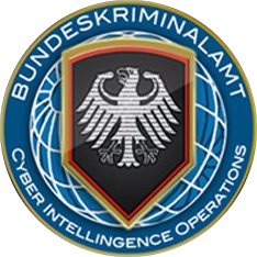 BUNDESKRIMINALAMT CYBER INTELLINGENCE OPERATIONS