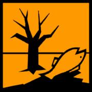 Warnsymbol: Umweltgift